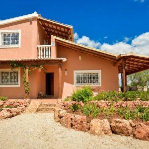 Villa Benaciate vakantiehuis