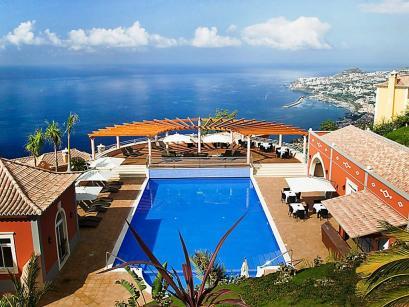 Village 1 bed sea view vakantiehuis