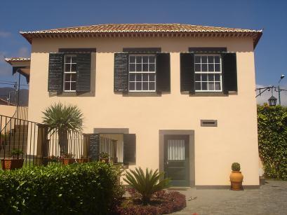 Quinta da Achada vakantiehuis